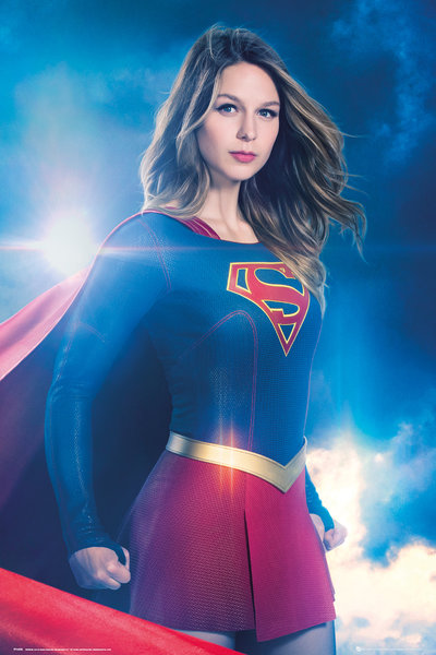 Poster Supergirl Solo