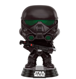 Star Wars Rogue One POP! Vinyl Wackelkopf-Figur Imperial Death Trooper 9 cm