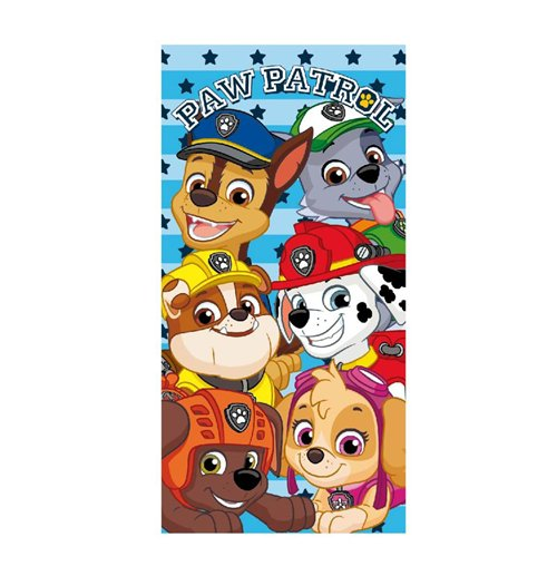 kaufe paw patrol handtuch characters    cm