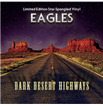 Vinyl Eagles - Dark Desert Highways Blue Vinyl