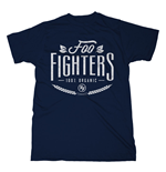 T-Shirt Foo Fighters  248980