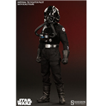 Star Wars Actionfigur 1/6 Imperial TIE Fighter Pilot 30 cm