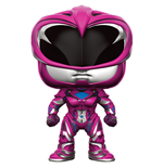 Power Rangers POP! Movies Vinyl Figur Pink Ranger 9 cm
