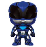 Power Rangers POP! Movies Vinyl Figur Blue Ranger 9 cm