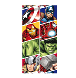 The Avengers Handtuch Characters 140 x 70 cm