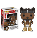 WWE Wrestling POP! WWE Vinyl Figur Kofi Kingston 9 cm
