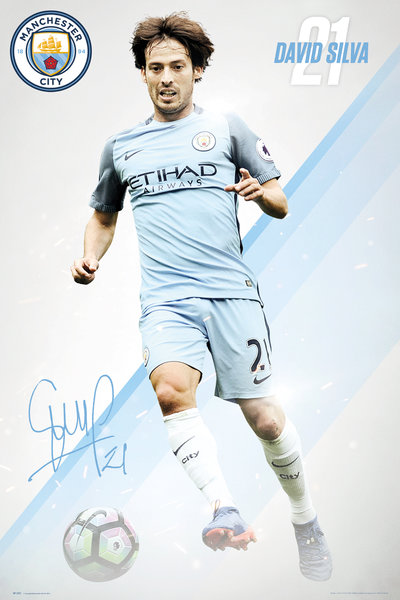 Poster Manchester City FC 249179
