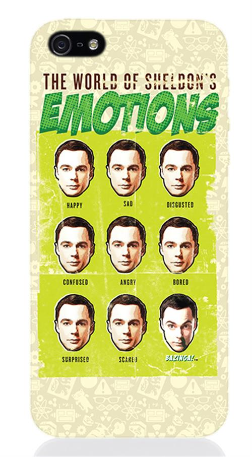 iPhone Cover Big Bang Theory 249253