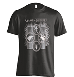 T-Shirt Game of Thrones  249486