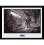 Bilderrahmen Fallout - Red Rocket Interior (Foto In Cornice 30x40 Cm)