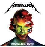 Vinyl Metallica - Hardwired To Self-Destruct (2 Lp)