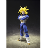 Dragonball Z S.H. Figuarts Actionfigur Super Saiyajin Trunks 14 cm
