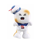 Ghostbusters Plüschfigur mit Sound Stay Puft Marshmallow Man Angry 23 cm *Englische Version*