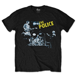 T-Shirt The Police Live