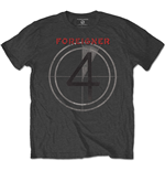 T-Shirt Foreigner 4