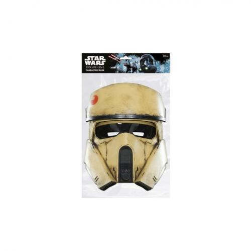 Maske Star Wars Rogue One Shoretrooper