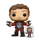 Guardians of the Galaxy Vol. 2 POP! Marvel Vinyl Figuren 9 cm Star-Lord Sortiment (6)