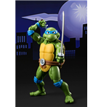 Teenage Mutant Ninja Turtles S.H. Figuarts Actionfigur Leonardo Tamashii Web Exclusive 15 cm