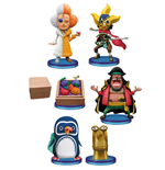 One Piece WCF ChiBi Minifiguren 7 cm Sortiment Requested Selection (10)