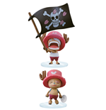 One Piece Dramatic Showcase Figuren 6 cm Sortiment Chopper (4)