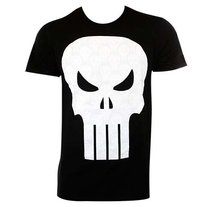 T-Shirt The punisher Little Stack
