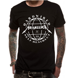 T-Shirt Metallica - Domination