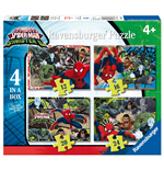 Puzzle Spiderman 251832