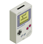 Nintendo Game Boy Spardose Super Mario Land 2