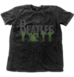 The Beatles T-Shirt für Männer - Design: Saville Row Line-Up