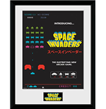 Bilderrahmen Space Invaders  252641