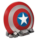 Marvel Comics Bluetooth-Lautsprecher Captain America Schild 21 cm