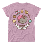 Pusheen T-Shirt MEOWY CHRISTMAS