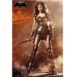 Poster Batman vs Superman - Wonder Woman - 61 x 91,5 cm.