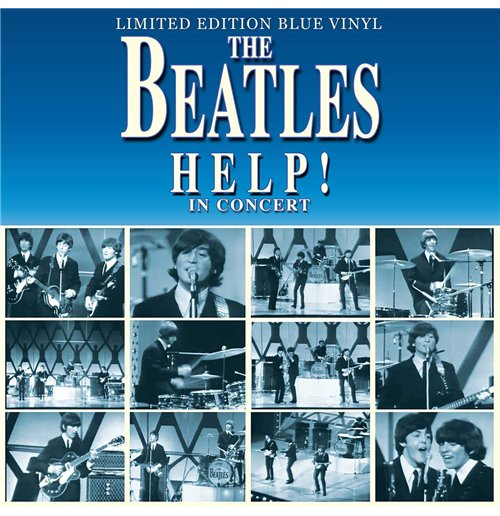 Vinyl Beatles (The) - Help  In Concert
