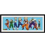 Kunstdruck Dragon ball 253256