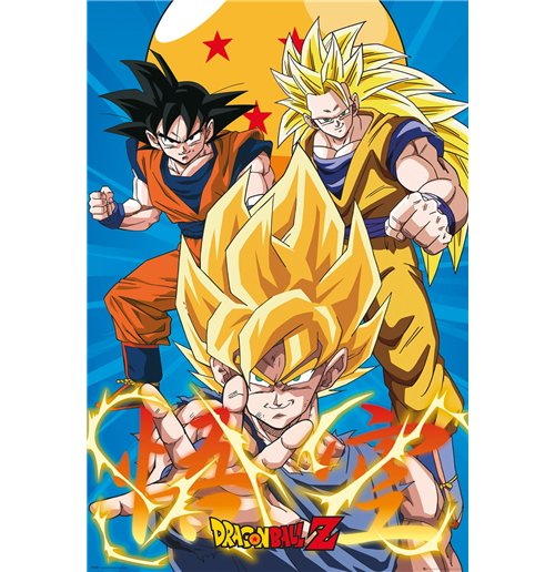 Poster Dragon ball 253261