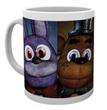 Tasse Five Nights at Freddy's 253317