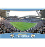 Poster Manchester City FC 253461