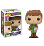 Scooby Doo POP! Animation Vinyl Figur Shaggy 9 cm