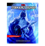 Dungeons & Dragons RPG Adventure Storm King's Thunder englisch