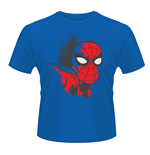T-Shirt Spiderman Art