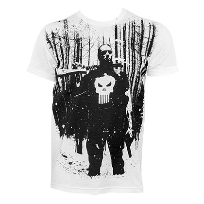 T-Shirt The punisher Bilzzard