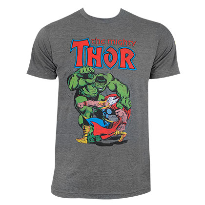 T-Shirt THOR VS Hulk