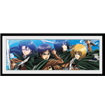 Kunstdruck Attack on Titan 254090