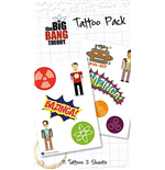 Tattoos Big Bang Theory 254111