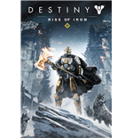 Poster Destiny - Rise Of Iron . Grosse: 61 x 91,5 cm.