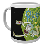 Tasse Rick and Morty