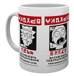 Tasse Rick and Morty 254252