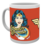 Tasse Wonder Woman - Face
