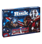 Captain America Civil War Brettspiel Risiko *Englische Version*